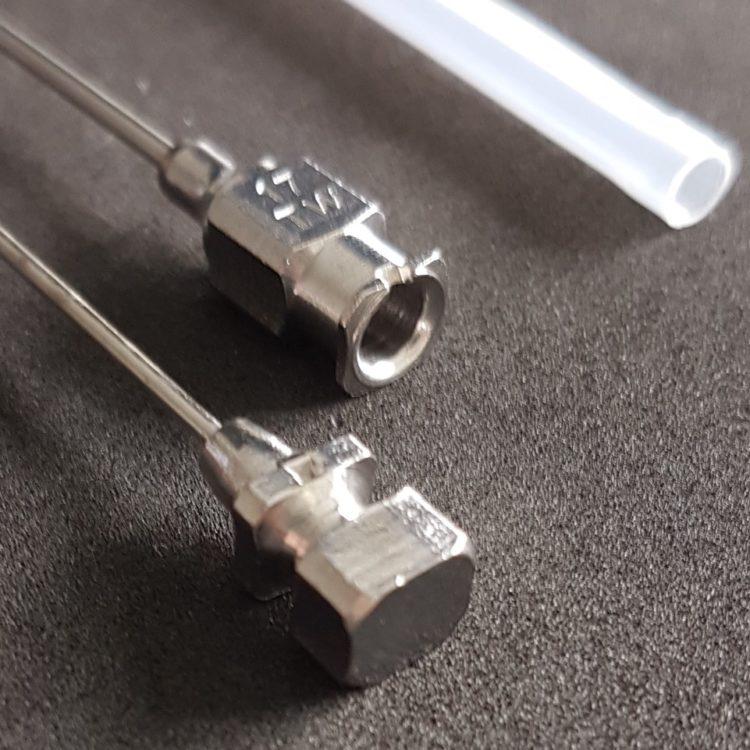 hip access, introducer needle, arthroscopy needle